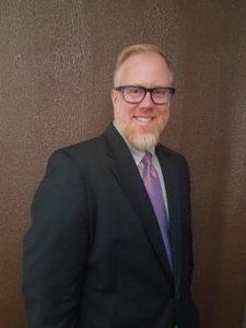 Attorney Jesse Hall